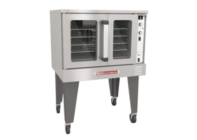 Single Deck Gas Convection Oven BGS/12SC