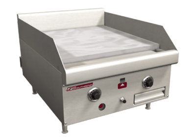 Manual Heavy Duty Gas Griddle HDG-24-M