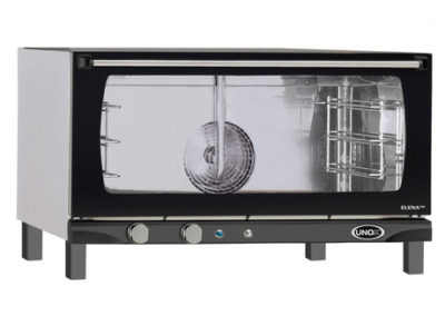 Manuel Commercial Convection Oven with Humidity – Elena – XAFT 183