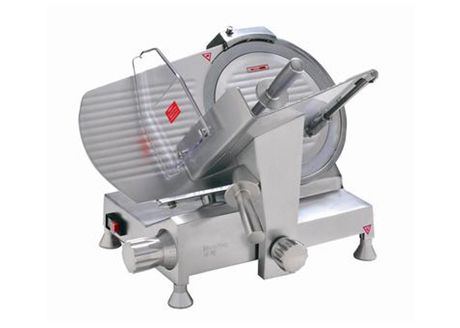 Commercial Manual Electric Meat Slicer HBS-300L