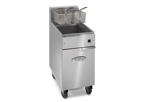 Electric Immersed Element Fryers IFS-40-E
