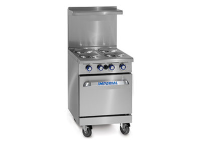 Electric Restaurant Ranges IR-4-E