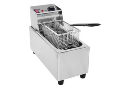 Electric Countertop Fryer SFE01860 120