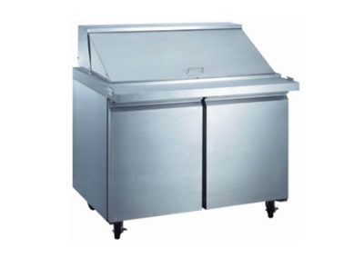 Full size salad prep Table VMPT48
