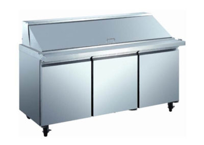 Full size salad prep Table VMPT72