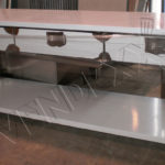 Steel cabinet  – Vendexx St-Laurent Montreal
