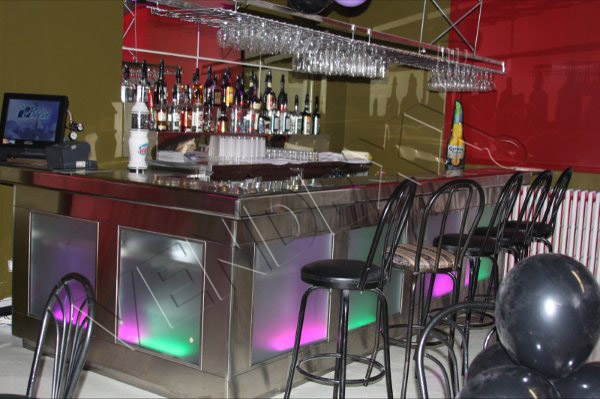 Equipement for bar – Vendexx St-Laurent Montreal