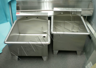 Simple sinks – Vendexx St-Laurent Montreal