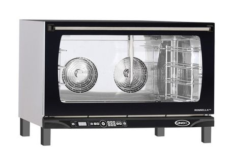 Rossella Digital with humidity Unox Commercial convection oven XAFT 195