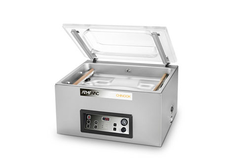 Machine Sous Vide – CHINOOK16D